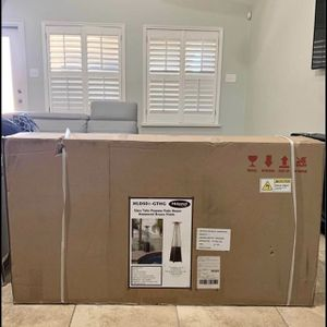 Patio Heater Highland Pyramid Propane🔥🥶 for Sale in San Antonio, TX