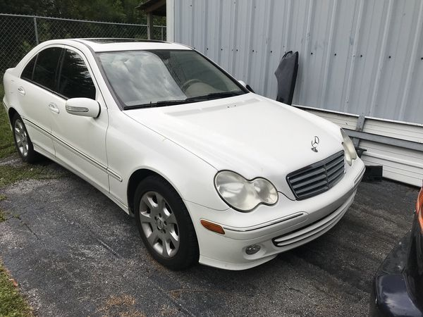 2006 Mercedes c280, parting out. Car not for sale, parts only
