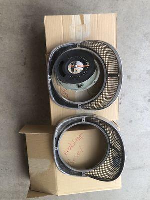 1957 sedan radio bezels headlights for Sale in North Las Vegas, NV