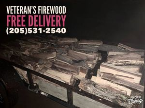 Firewood **FREE delivery!!! for Sale in Birmingham, AL