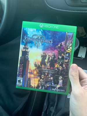 Kingdom hearts 3 perfect condition for Sale in Hialeah, FL