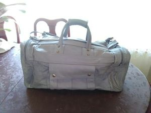 Full leather medium duffle bag. for Sale in Garden Grove, CA