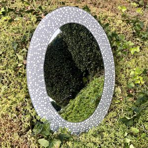 Home House Bathroom Reflective Oval Wall Mirror for Sale in Monterey Park, CA