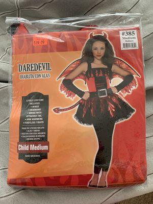 Girl devil Halloween costume for Sale in Toms River, NJ