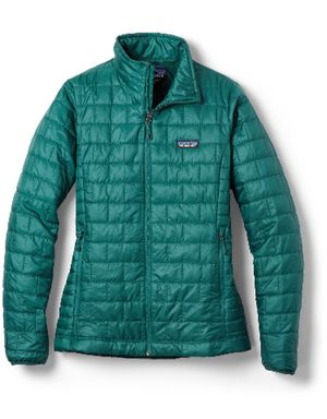 Patagonia Nano Puff Jacket Women's XS Piki Green for Sale in San Jose, CA