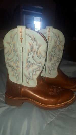 Ariat #38823 leather boots for Sale in Tampa, FL