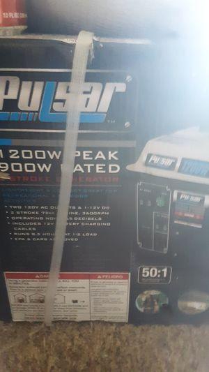 pulsar 1200 watt generator for Sale in Odessa, TX