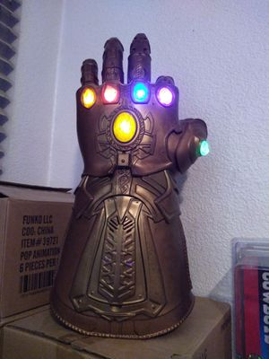 Thanos gauntlet for Sale in Stockton, CA