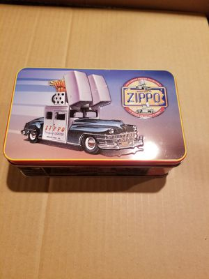 1998 Zippo lighter for Sale in Lucama, NC