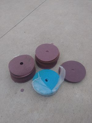 "Welders deal !!! 7"" grinding disks 120 total. 80.00 OBO for Sale in Buena Park, CA"