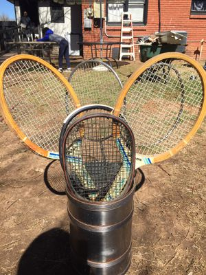 3 pairs of rackets for Sale in Oklahoma City, OK