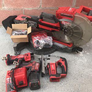 Milwaukee Tools for Sale in Huntington Beach, CA