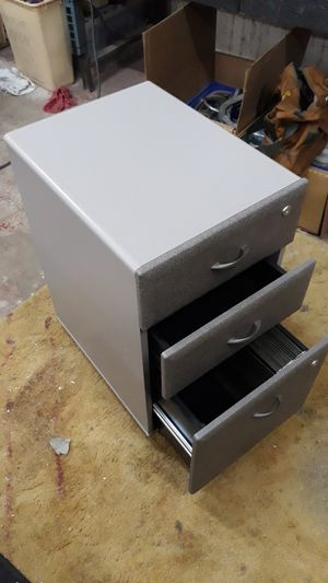 Bush furniture 3 drawer office file cabinet for Sale in Thornton, CO