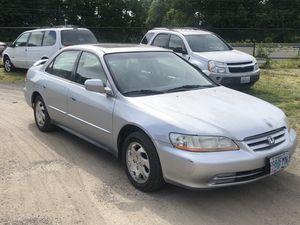 2002 Honda Accord $2k willing to trade for a quad!! for Sale in Salem, OR