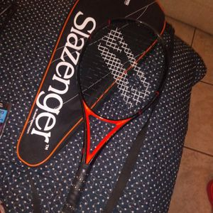 AERO Slazenger Tennis Racket And Matching Carrying Case for Sale in Cape Coral, FL
