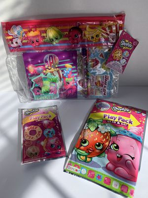 Shopkins doodle sets ( NEW ) for Sale in Tualatin, OR