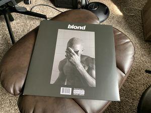 Frank Ocean - Blond Vinyl for Sale in Austell, GA
