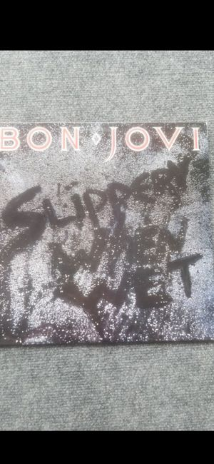 BON JOVI RECORD for Sale in Delray Beach, FL