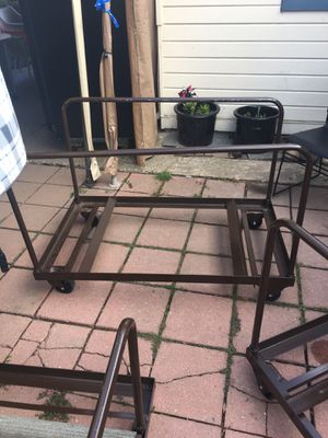 2 flat cart in good condition for Sale in Castro Valley, CA
