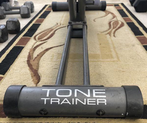 Reebok Tone Trainer Weight Bench