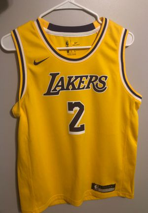 Lonzo ball Lakers jersey size small for Sale in San Diego, CA