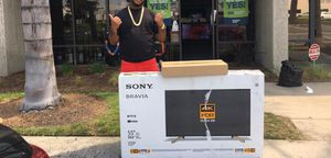 """55"""" Sony Bravia smart 4K tv for Sale in Eastvale, CA"""