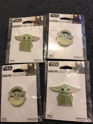 Disney Star Wars Baby Yoda for Sale in Covina, CA
