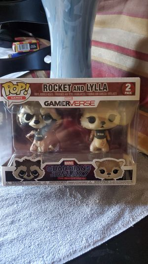Funko rocket and lylla for Sale in Los Angeles, CA
