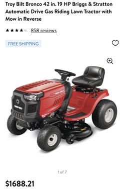 Riding Lawnmower for Sale in Sandy,  OR