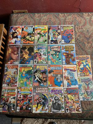 Comic books for Sale in Penrose, CO