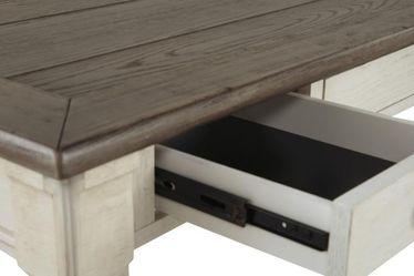 🃏🎭Bolanburg White/Oak Home Office Desk | H647 🎨 byAshley🃏🎭 for Sale in Silver Spring,  MD