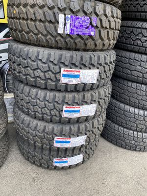 MUD TIRES FOR SALE LOWEST PRICES IN TOWN for Sale in Stockton, CA