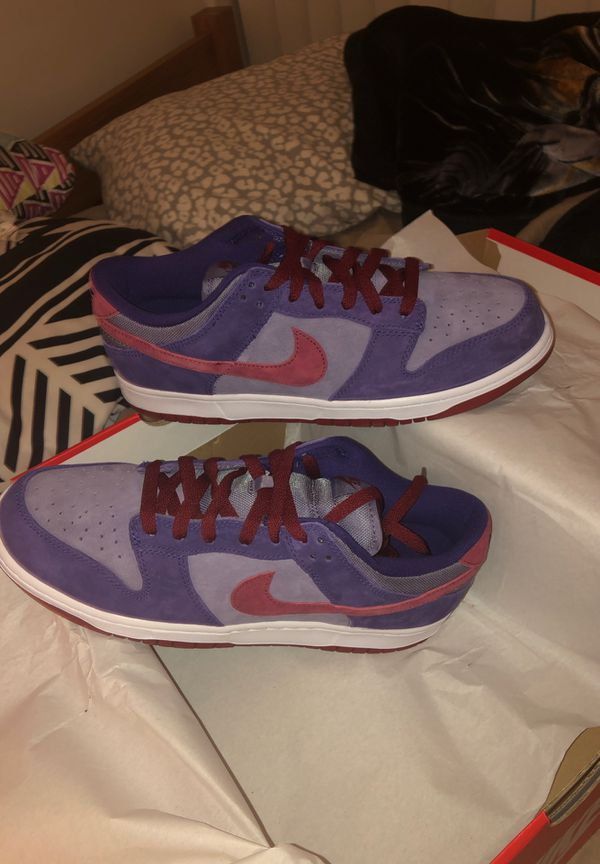 DS NIKE DUNK PLUMS Low