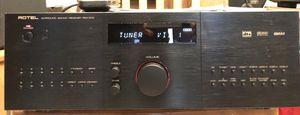 Rotel RSX-972 Surround Sound Receiver for Sale in Palo Alto, CA
