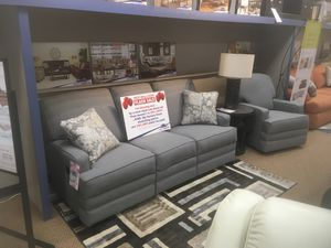 Custom Sofa and Rocker Recliner for Sale in Hermitage, PA