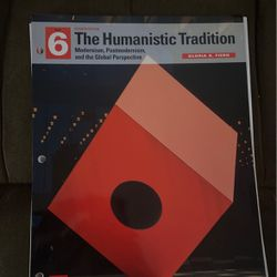 The Humanistic Tradition Seventh Edition for Sale in Hialeah,  FL