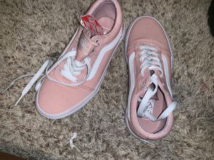 VANS blush pink brand new with Tags for Sale in Houston, TX