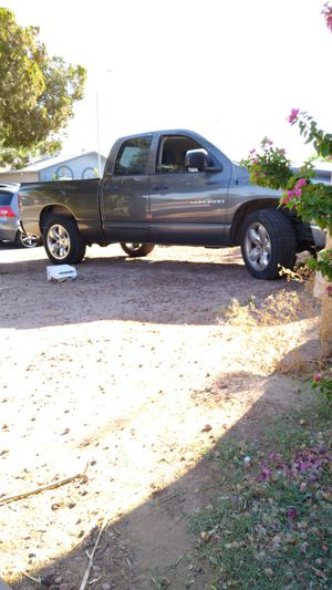 2002 ram 2nd owner need gone for Sale in Tempe, AZ