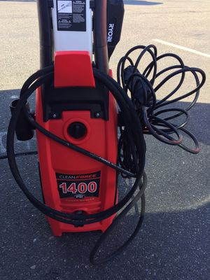 Pressure Washer (gentle use) for Sale in Everett, WA