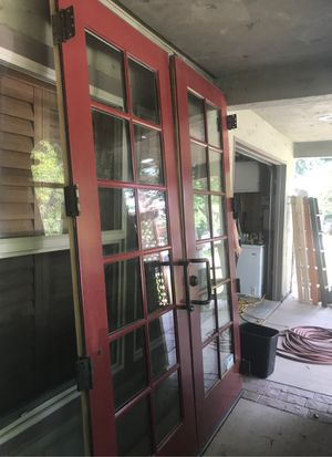 Commercial Marvin Patio Exterior Doors for Sale in Modesto, CA