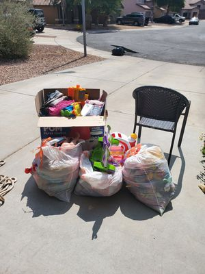 Free kids toys and cloths must take all for Sale in Phoenix, AZ