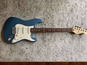 Fender Stratocaster Electric Guitar Maple with Rosewood Fretboard for Sale in Danville, CA
