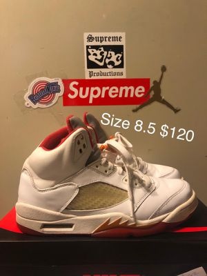 5's Sunset, Size 8.5 $120 for Sale in Hyattsville, MD