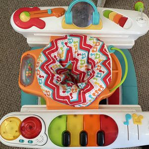 Fisher Price 4 In 1 Step N Play Piano for Sale in Los Angeles, CA
