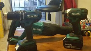 Makita combo set for Sale in Fresno, CA