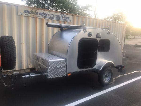 2018 Teardrop mini camper