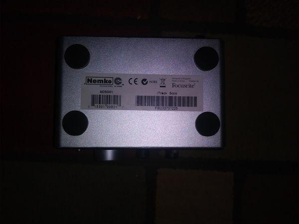 Interface \ Sound Card