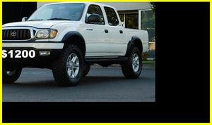 Price$1200 Toyota Tacoma for Sale in San Antonio, TX