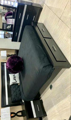 🍒 BEST Offer SPECIAL] Starberry Black Footboard Storage Platform Bedroom Set 79 for Sale in Jessup, MD