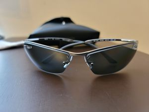 Men's RayBan Silver metal frame sunglasses for Sale in Fort Mill, SC